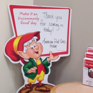 Even Ernie the Keebler elf is proud of you!
